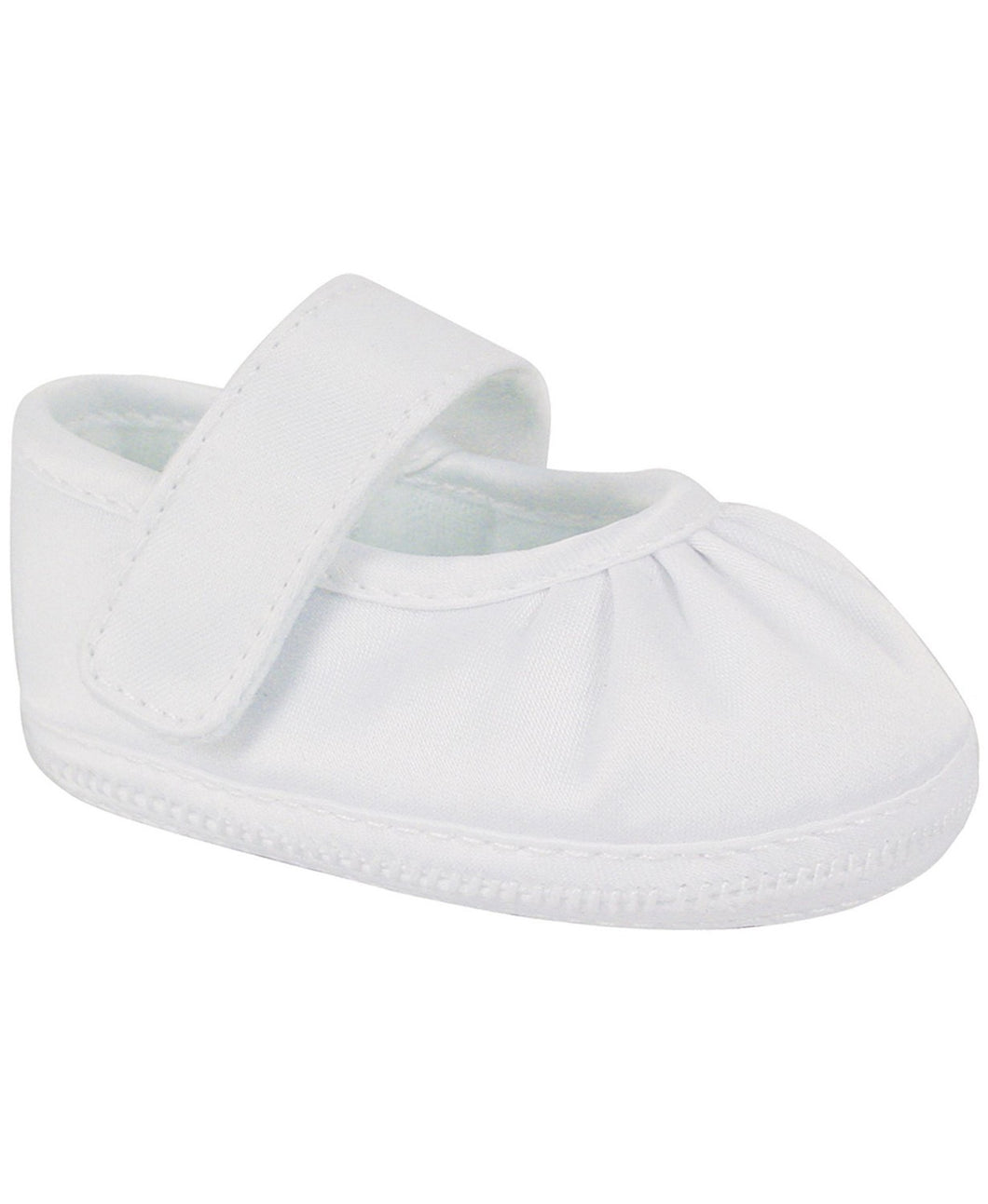 Baby Girl Satin Booties - Posh Tots Children's Boutique