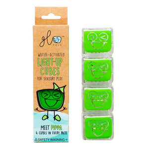 Glo Pals Water Cubes with Extended Battery Life