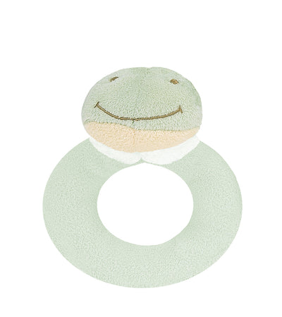 RING RATTLE- Froggy - Posh Tots Children's Boutique