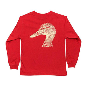 Duck on Cayenne Logo Tee