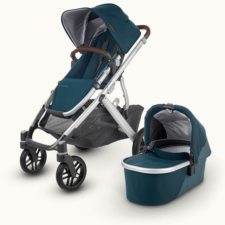 Vista V2 Stroller - Finn - Posh Tots Children's Boutique