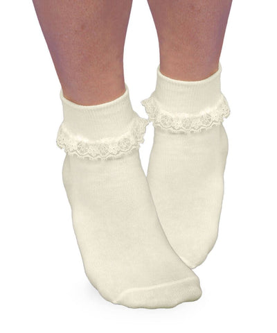 Simplicity Lace Sock - Posh Tots Children's Boutique