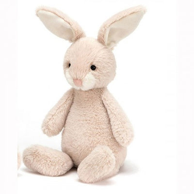 "13"" Nibbles Oatmeal Bunny - Posh Tots Children's Boutique"