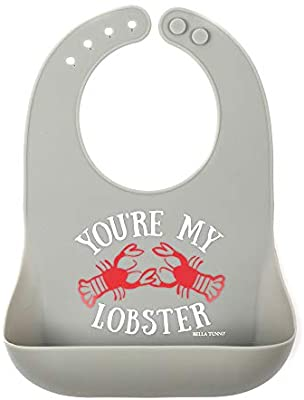 Bib, You're My Lobster - Posh Tots Children's Boutique