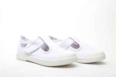 Chris T-Strap Sneakers by CHUS, Unisex - Posh Tots Children's Boutique