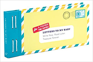 Letters to My Baby - Posh Tots Children's Boutique