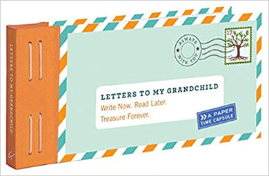 Letters to My Grandchild - Posh Tots Children's Boutique