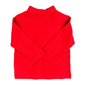 Red Knit Turtleneck, Unisex