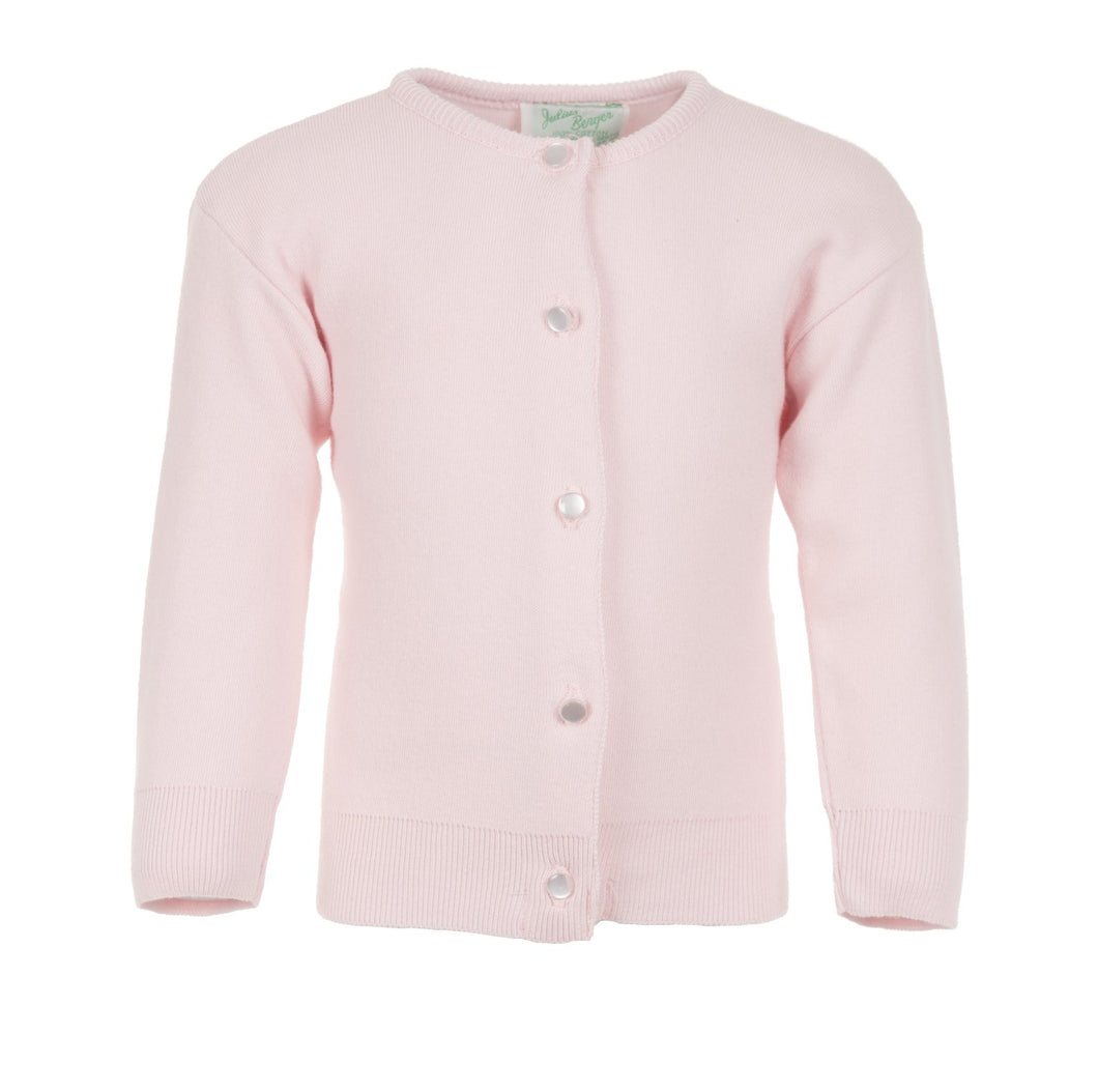 Cotton Cashmere Cardigan - Posh Tots Children's Boutique
