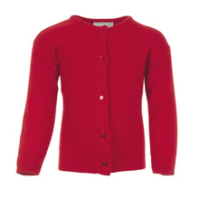 Load image into Gallery viewer, Cotton Cashmere Cardigan - Posh Tots Children's Boutique