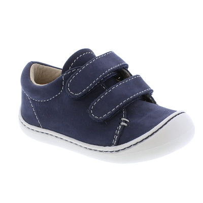 Henry Soft Oxford - Gray, Blue, Rust - Posh Tots Children's Boutique