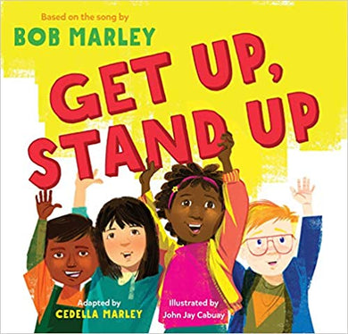 Get Up, Stand Up - Posh Tots Children's Boutique