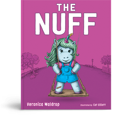 The Nuff: A Children's Book for all Ages - Posh Tots Children's Boutique