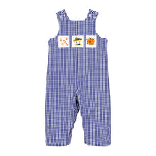 Load image into Gallery viewer, Football Trio Reversible Jon Jon - Posh Tots Children's Boutique
