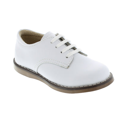 Leather Lace Up Shoe - Willy - Posh Tots Children's Boutique