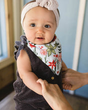 Load image into Gallery viewer, Cotton Muslin Reversible Bandana Bib - Posh Tots Children's Boutique