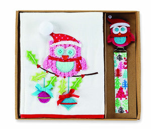 Christmas Owl Set - Posh Tots Children's Boutique