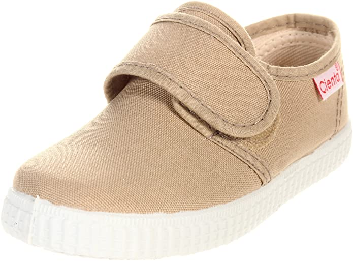 Cienta Shoes - Khaki - Posh Tots Children's Boutique