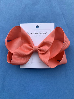 Medium Grosgrain Hair Bows - Posh Tots Children's Boutique