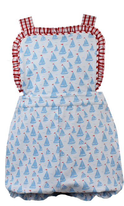 PRE ORDER Abby Bubble - Anchors Aweigh - Posh Tots Children's Boutique