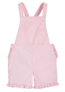 Amy Overall - Light Pink - Posh Tots Children's Boutique