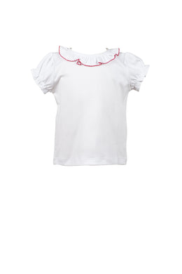 Archer Apple White Shirt