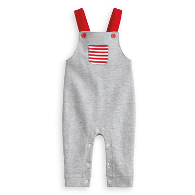 Fall Baxter Overall - Posh Tots Children's Boutique
