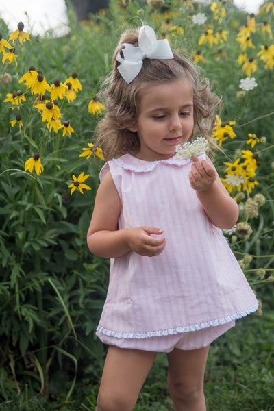 Brooke Bloomer Set - Posh Tots Children's Boutique