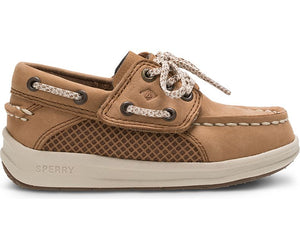 Little Kid's Gamefish Junior Boat Shoe - Posh Tots Children's Boutique