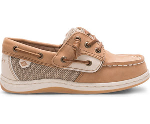 Little Kid's Songfish Jr. Boat Shoe - Posh Tots Children's Boutique