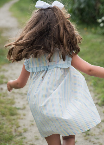 Cecilia Dress - Posh Tots Children's Boutique