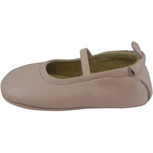 Luxury Ballet Flat, Powder Pink - Posh Tots Children's Boutique
