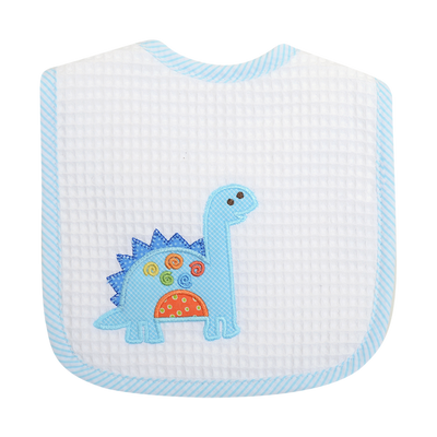 Basic Bib - Dinosaur - Posh Tots Children's Boutique