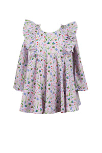 Finley Floral Twirl Dress