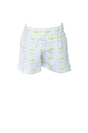 Fish Boy Shorts - Posh Tots Children's Boutique