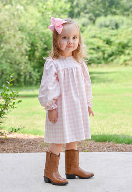 Peggy Knit Dress - Posh Tots Children's Boutique