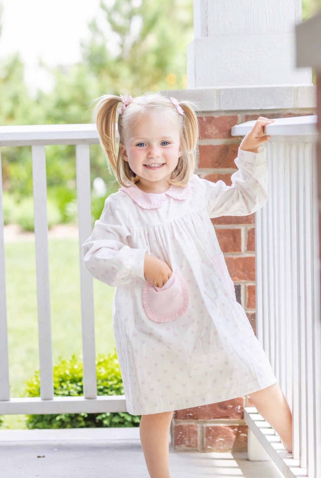 Kadence Dress - Posh Tots Children's Boutique