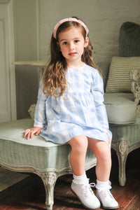 Greta Little Girl Dress - Posh Tots Children's Boutique
