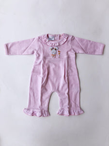 Mouse Ballerina & Bird Coverall