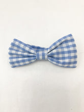 Load image into Gallery viewer, Check Bow Ties - Posh Tots Children's Boutique