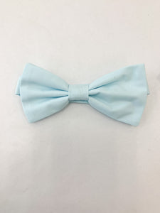 Solid Bow Ties - Posh Tots Children's Boutique