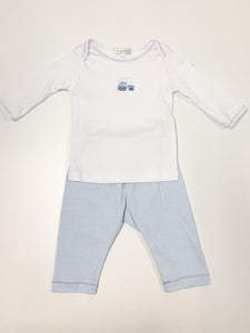 Tiny Choo Choo Pant Set