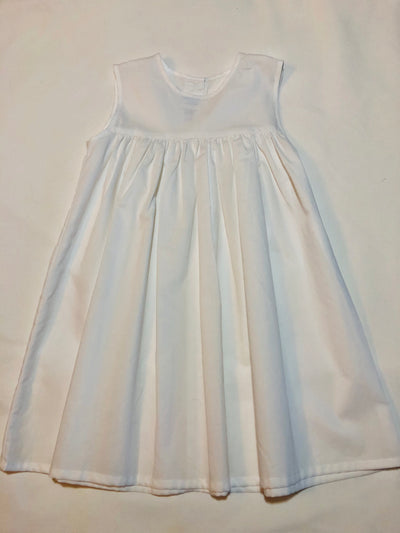 Classic White Slip - Posh Tots Children's Boutique