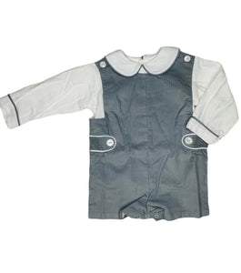 Gray December Shortall Set