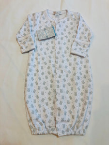 Beloved Bear Converter Gown - Posh Tots Children's Boutique