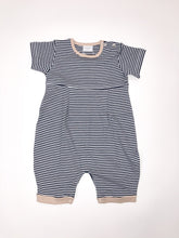 Load image into Gallery viewer, Knit Romper for Boys - Posh Tots Children's Boutique