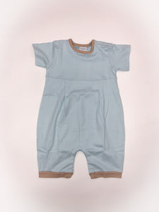 Knit Romper for Boys - Posh Tots Children's Boutique
