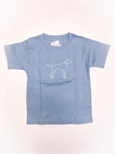 Bird Dog Short Sleeve Tee - Posh Tots Children's Boutique