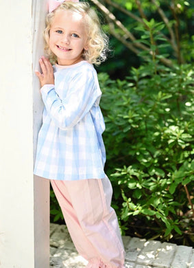 Greta Pant Set - Posh Tots Children's Boutique