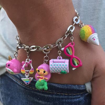 Chain Bracelet - Asst'd Colors - Posh Tots Children's Boutique